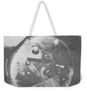 Abstract Faded Weekender Tote Bag