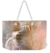 Abstract Falls Weekender Tote Bag