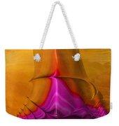 Abstract Fantasy Sailing Weekender Tote Bag