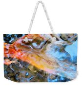 Abstract Fish Art - Fairy Tail Weekender Tote Bag
