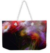 Abstract Flowers One Weekender Tote Bag