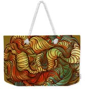 Abstract Forest Ball Weekender Tote Bag