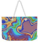 Abstract Fractal Background Weekender Tote Bag