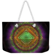 Abstract Fractal Weekender Tote Bag
