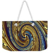 Abstract Fusion 272 Weekender Tote Bag