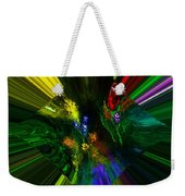 Abstract Garden Weekender Tote Bag