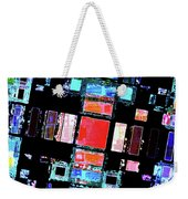 Abstract Geometric Art Weekender Tote Bag