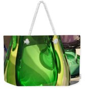 Abstract Glass 1 Weekender Tote Bag
