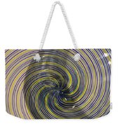 Abstract Glass 6 Weekender Tote Bag