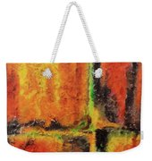 abstract I Weekender Tote Bag