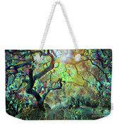 Abstract Japanese Maple Tree 3 Weekender Tote Bag
