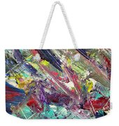 Abstract Jungle 7 Weekender Tote Bag