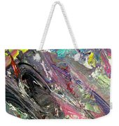 Abstract Jungle 9 Weekender Tote Bag