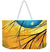 Abstract Landscape Art Passing Beauty 1 Of 5 Weekender Tote Bag
