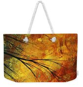 Abstract Landscape Art Passing Beauty 5 Of 5 Weekender Tote Bag