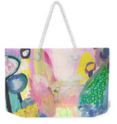 Abstract Landscape, Following The Light Weekender Tote Bag