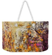 abstract landscape VI Weekender Tote Bag
