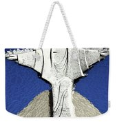 Abstract Lutheran Cross 5a1 Weekender Tote Bag