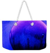 Abstract Metal Ball Weekender Tote Bag