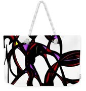 Abstract Mind Weekender Tote Bag