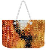 Abstract Modern Art - Pieces 8 - Sharon Cummings Weekender Tote Bag