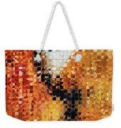 Abstract Modern Art - Pieces 8 - Sharon Cummings Weekender Tote Bag