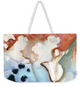 Abstract Modern Art - The Vessel - Sharon Cummings Weekender Tote Bag
