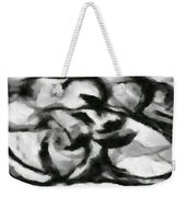 Abstract Monochome 164 Weekender Tote Bag
