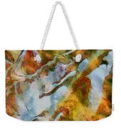 abstract mountains I Weekender Tote Bag
