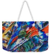 abstract mountains II Weekender Tote Bag