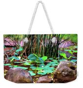 Abstract Nature 4043 Weekender Tote Bag