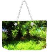 Abstract Nature 834 Weekender Tote Bag