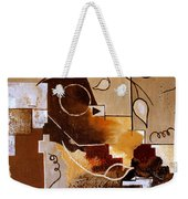 Abstract Nature Wall Weekender Tote Bag