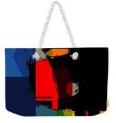 Abstract Night Weekender Tote Bag