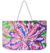 Abstract Nr 51 Weekender Tote Bag