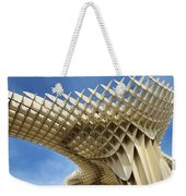 Abstract Of Metropol Parasol Pod At Plaza Of The Incarnation Sev Weekender Tote Bag