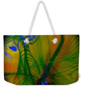 Abstract Of Music And Harmony Weekender Tote Bag
