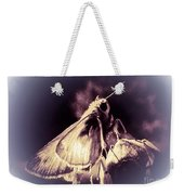 Abstract Of Skipper Butterfly Weekender Tote Bag