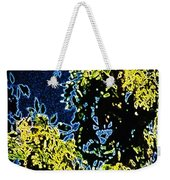 Abstract Of Tree And Leaves Weekender Tote Bag