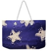 Abstract Oil And Water 2 Weekender Tote Bag