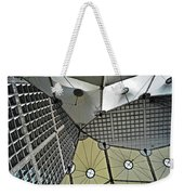 Abstract Paris Weekender Tote Bag
