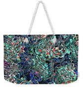 Abstract Pattern Of Colors Weekender Tote Bag