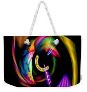 Abstract Perfection  13 Weekender Tote Bag