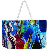 Abstract Perfection Weekender Tote Bag