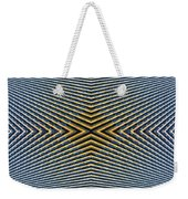 Abstract Photomontage Mid Continental Plaza N132p1 Dsc5528 Weekender Tote Bag