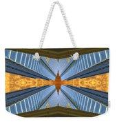Abstract Photomontage N131v1 Dsc0965  Weekender Tote Bag