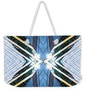 Abstract Photomontage N87v1 Dsc9063 Weekender Tote Bag