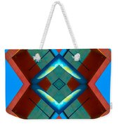 Abstract Photomontage No 3 Weekender Tote Bag