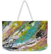 Abstract Piano 1 Weekender Tote Bag