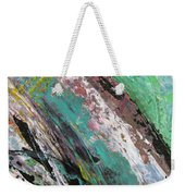 Abstract Piano 2 Weekender Tote Bag